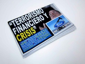 Terrorismo financiero