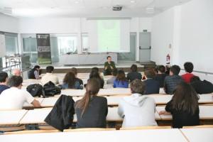 Charla en la Universidad de Alcalà sobre alternativas hacia la gran transformación ecológica