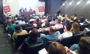 """Encuentro-debate sobre """"Economía Verde"""" en Valencia 30-04-2014"""