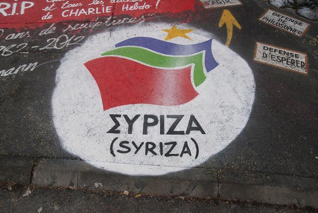 Imagen Syriza