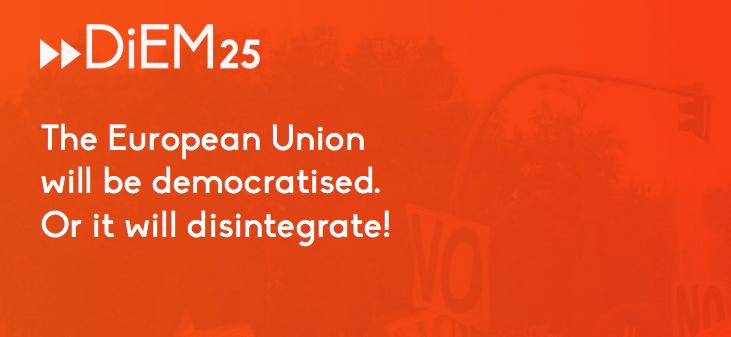 DiEM25 disintegrate 2